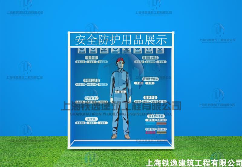防护用品及着装展示